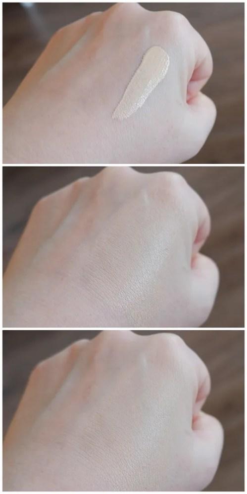 essence skin lovin' sensitive concealer review swatch makeup look application fair skin dry skin sensitive skin