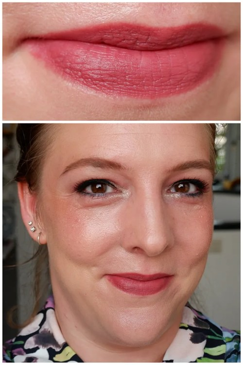 kiko milano limited edition collection precious rituals review swatch first impression makeup look application fair skin