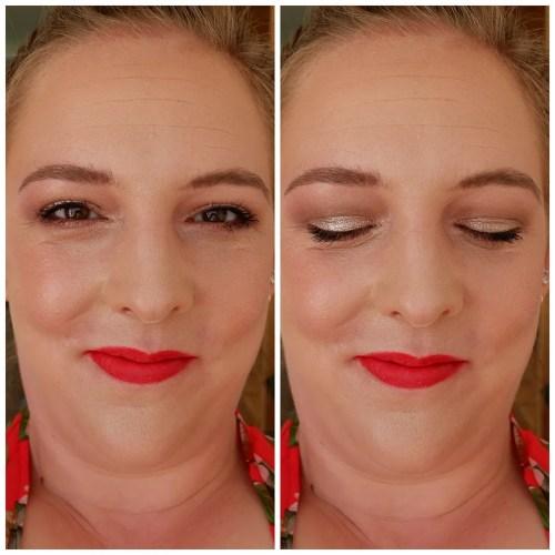 holika holika piece matching eyeshadow review swatch foil fsv01 moon flesh makeup look application