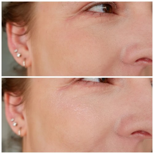 kaleidos makeup space age highlighter review swatch diamond dasher fair skin application makeup look