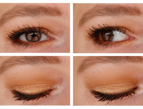 melt gemini eyeshadow palette review swatch makeup look application fair skin