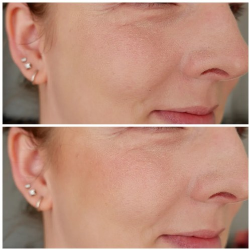 milk makeup matte bronzer stick baked review swatch makeup look application fair skin dry skin