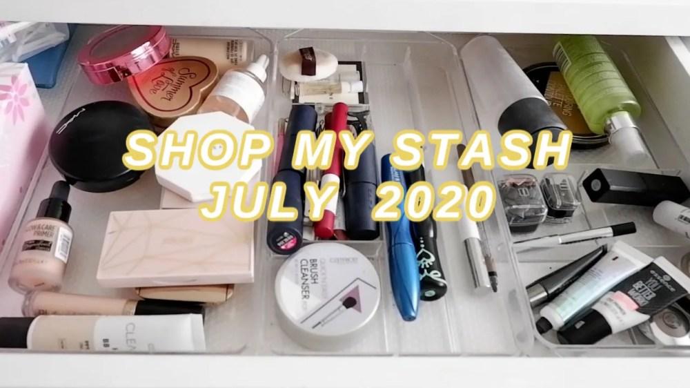 shop my stash july 2020