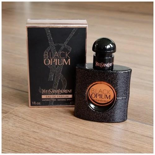 ysl black opium fragrance review eau de parfum perfume