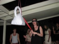 Easily Entertained Ring Pinata