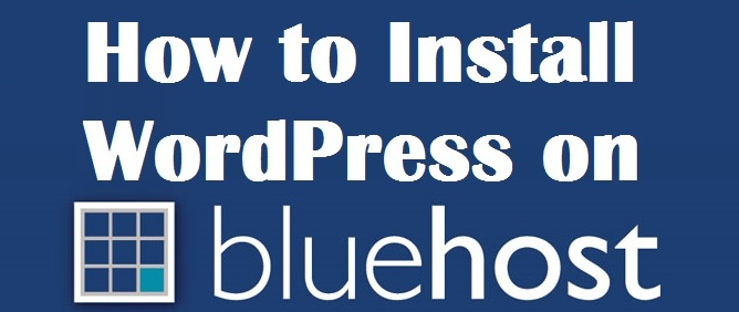 How-to-Install-WordPress-on-BlueHost