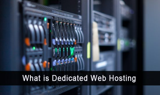 What is Dedicated Web Hosting