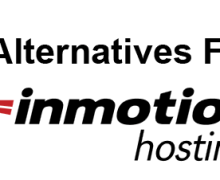 Alternatives for InMotion Web Hosting