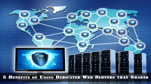Benefits of Using Dedicated Web Servers