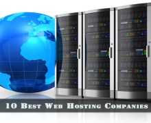 10 Best Web Hosting Companies