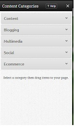 Setting up a shopping cart on your website on BigRock3