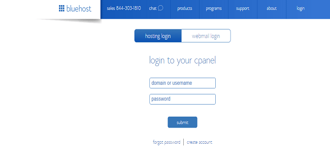Assigning Domain Names in Bluehost