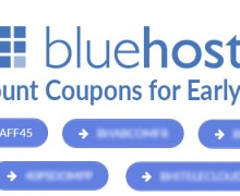 Bluehost Coupon Codes 2017
