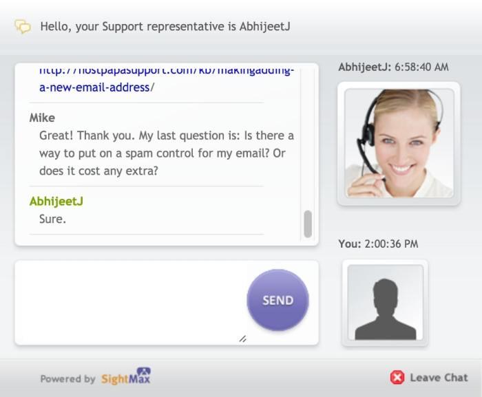 HostPapa Support