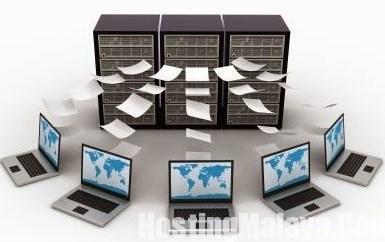 perbezaan jenis hosting