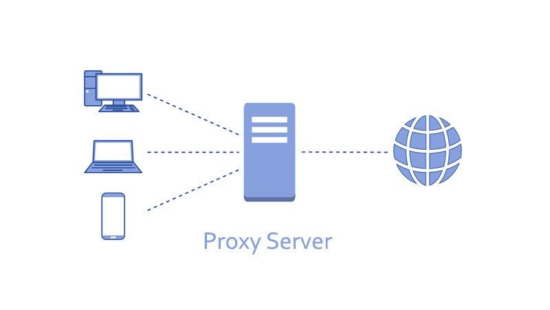 Kelebihan Menggunakan Proxy Server