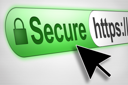 Getting an SSL certificate for your web site might be the smartest thing you did.