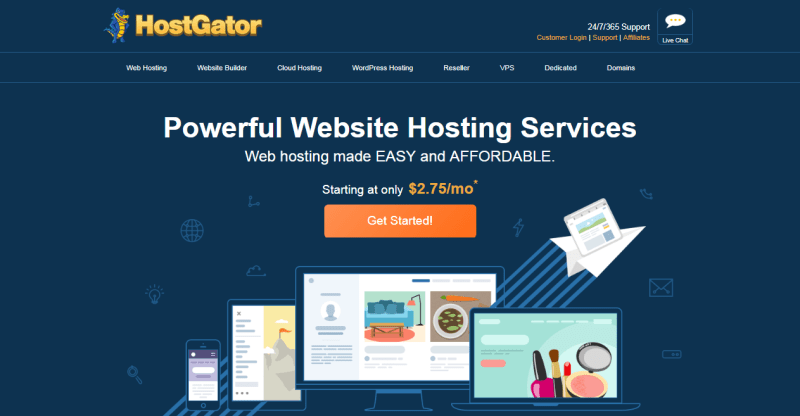 HostGator As A Viable Alternative To SiteGround