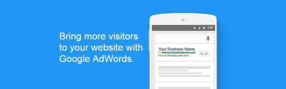 Free $150 Google AdWords Credit