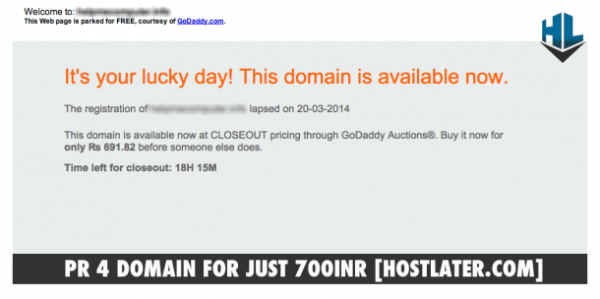 Find Expiring Domain Names