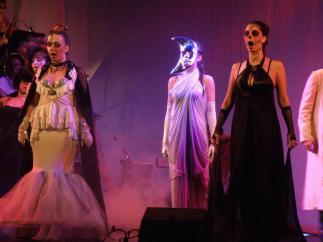 """The rime of the ancient mariner"", teatro Verdi 16.12.12. Photo by Jenny Costa"
