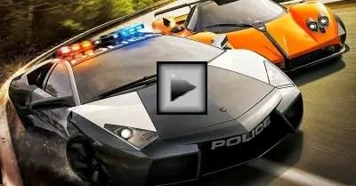 Hot police pursuit