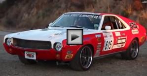 1969 AMC AMX mopar muscle car