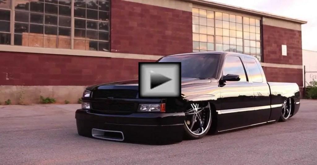 Chevy Custom Pickup Truck Kindig It Design Hot Cars