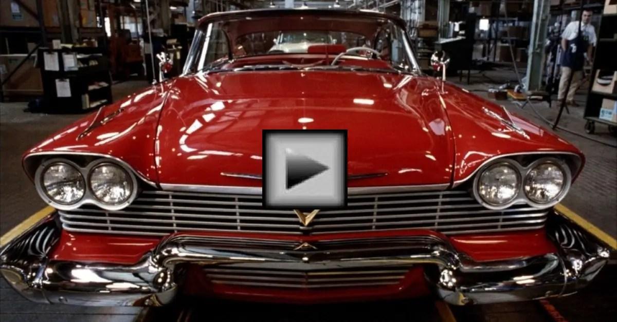 plymouth fury classic car