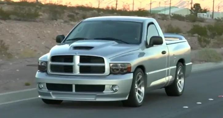 2004 Dodge Ram Srt10 Viper Roe Supercharged Truck Hot Cars