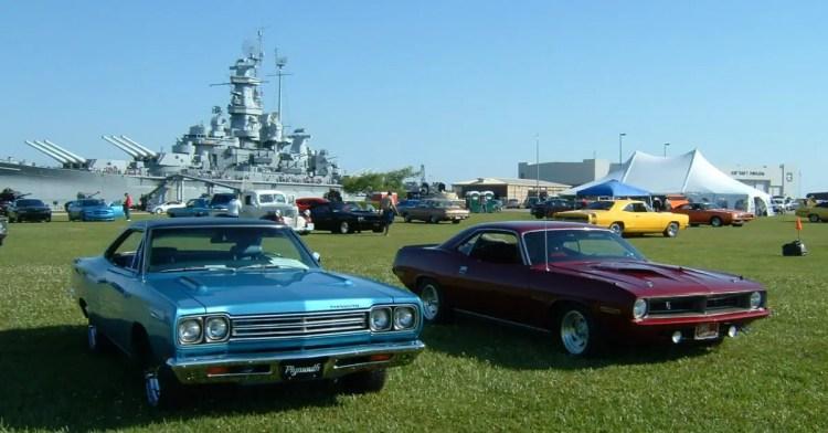 Uss Alabama Car Show