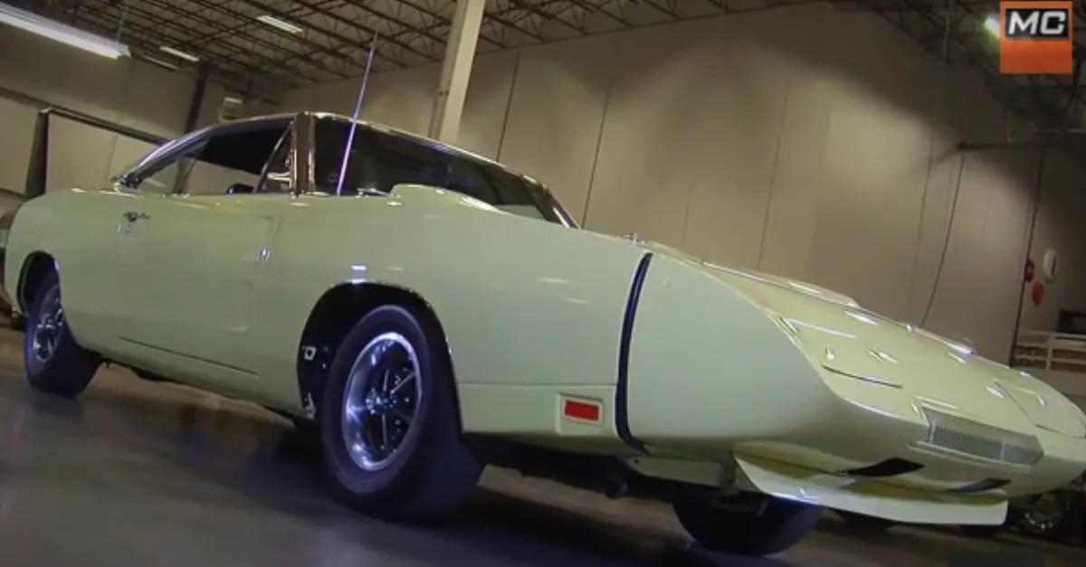 1969 Dodge Daytona mopar muscle car