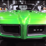 1970 Pontiac Gto Judge American Muscle Car Hot Cars