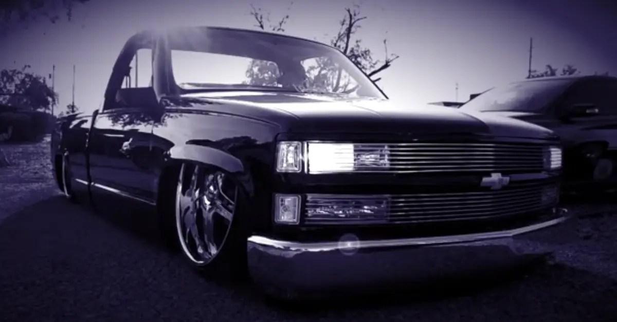 Custom Chevy truck - american trucks
