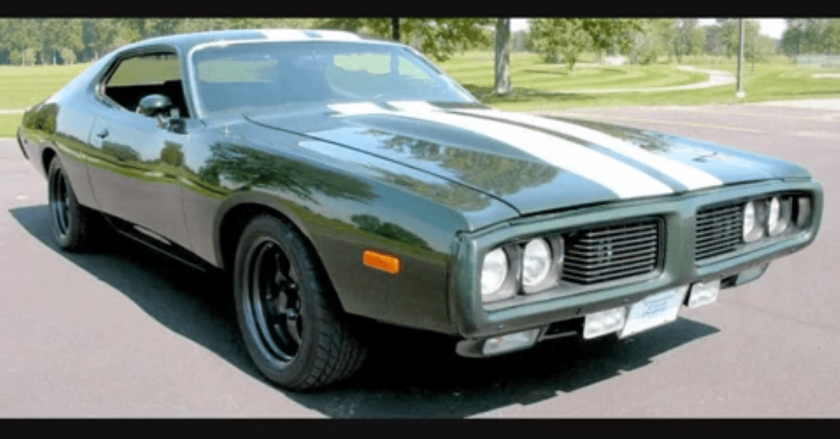 DODGE Charger 1971 to 1974 mopar muscle car