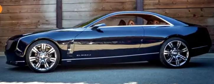 cadillac elmiraj concept american sports car
