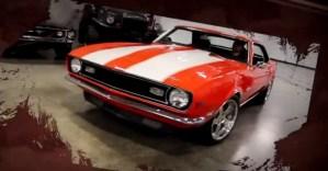 1968 chevrolet camaro atl american classic cars