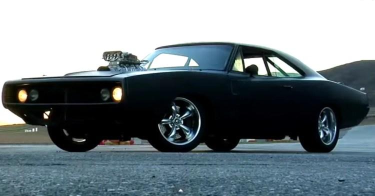 Driving Vin Diesel S 1970 Dodge Charger R T Mopar Muscle
