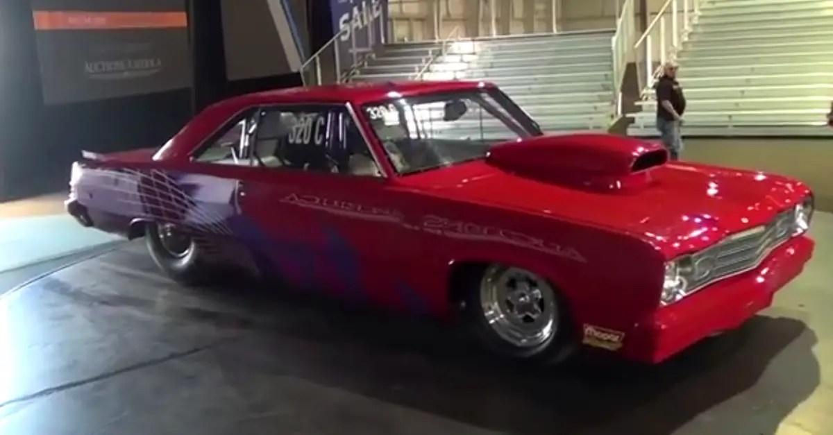 1974 plymouth scamp mopar drag car | HOT CARS