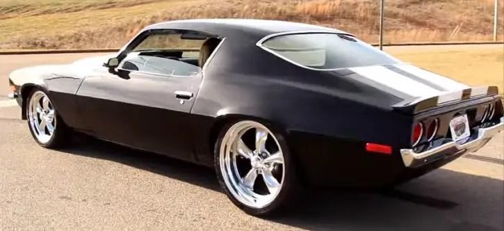 Fabulous Chevy Camaro Pro Touring Muscle Car Hot Cars