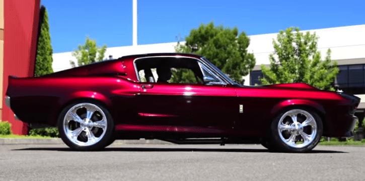 INCREDIBLE 1967 FORD MUSTANG ELEANOR BUILT | HOT CARS