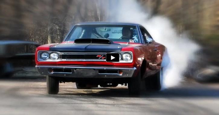 mopar muscle car chase scenes