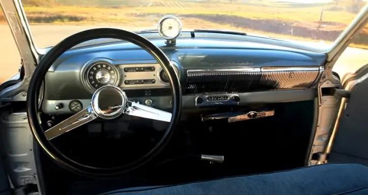 Gorgeous Custom 1954 Chevy Bel Air Quot Tuxedo Quot Hot Cars