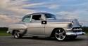 custom built 1954 chevy bel air