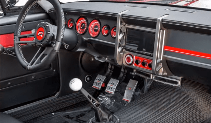 custom built 1965 mustang spltr