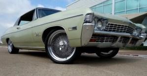 custom 1968 chevrolet impala hard top
