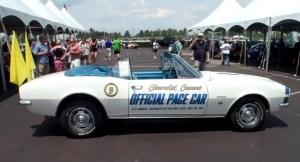 original 1967 chevrolet camaro ss indianapolis 500 pace car