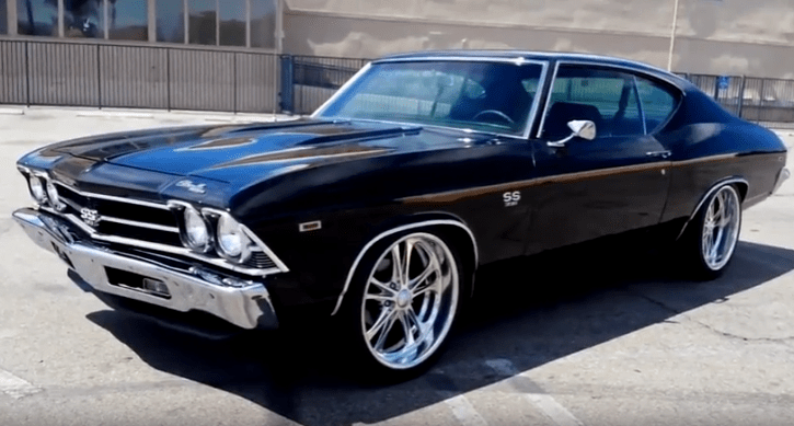Camaro Ss 1969 Custom >> Original 1969 Chevy Chevelle SS 396 | Video | HOT CARS
