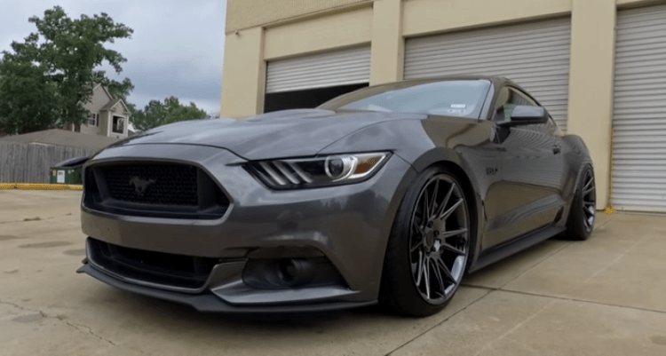Slick S550 Ford Mustang Gt Custom Video Hot Cars