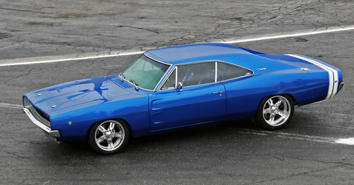 Martin Sokulski Built 1968 Dodge Charger R/T | HOT CARS